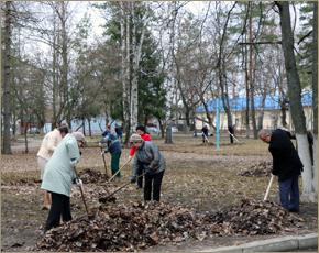 Власти Брянска призвали население выйти на уборку улиц дважды