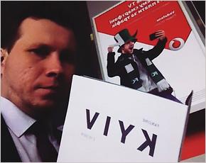 У брянского политактивиста Андрея Зайцева отобрали паспорт в киевском аэропорту