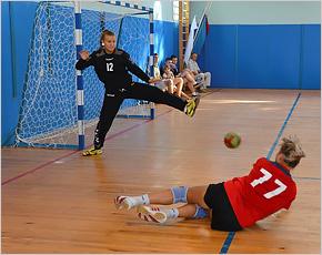 Сельцовский «Сокол» победил во всех матчах заключительного тура первенства высшей лиги