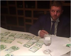 В Москве при получении взятки в €400 тыс. задержан губернатор Кировской области Никита Белых