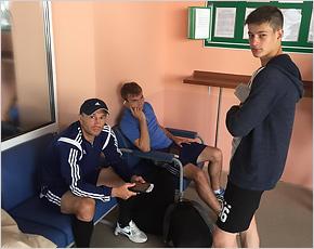 На сбор в Крым «Динамо» взяло 22 футболиста
