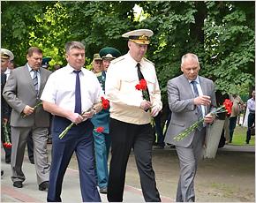 К 100-летию погранохраны в Брянске появится памятник пограничникам