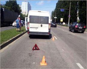 Число пострадавших в массовом ДТП с брянской маршруткой возросло до пяти