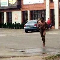 Голые из Бежицы «переехали» в Новозыбков