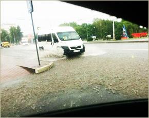 В Брянске за маршрутчиками следили пассажиры по просьбе ГИБДД