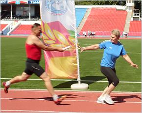XI Всероссийские летние сельские спортивные игры: Брянская область заняла второе место в своей группе