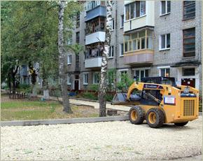 На ремонт брянских дворов по заявкам жителей будет направлено 86 млн. рублей