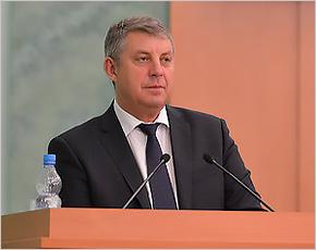 В «рейтинге влияния» глав российских регионов Александр Богомаз возвращается на позиции годичной давности