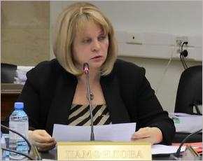 Элла Памфилова пообещала обнародовать данные обо всех нарушениях на выборах