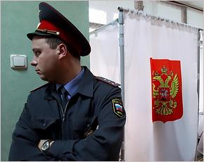 Брянское УМВД отряжает 10 сентября по трое полицейских на каждый избирательный участок
