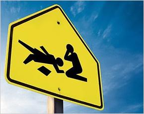 Аварийный четверг в Брянске: падение в маршрутке и сбитый пешеход