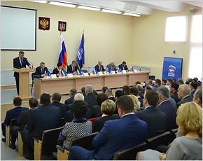 Двенадцать местных отделений «Единой России» получили ценные подарки за итоги избирательной кампании