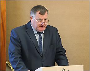«Лесная реформа» привела к отставкам: уволен начальник областного управления лесами Владимир Котенков