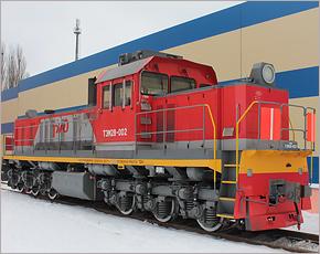 Новый тепловоз брянского производства ТЭМ28 завершил эксплуатационные испытания