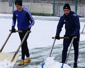 Футбольное брянское «Динамо» вышло из отпуска
