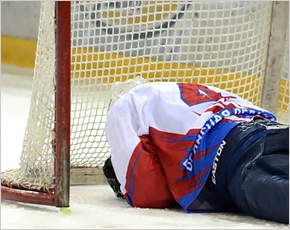 Тренер хоккейного «Брянска» после поражения обозвал свою команду «поколением пепси»