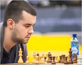 Ян Непомнящий занял 12-е место на ЧМ по блицу