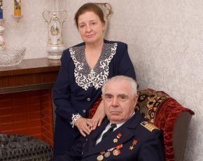 Брянские единороссы соболезнуют Герою Советского Союза по поводу смерти супруги
