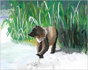 «Брянский лес» в канун Дня заповедников определил, кто лучше рисует заповедную Россию
