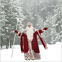 «Борода из ваты» и боги маркетинга: Деду Морозу исполнилось 80 лет, Санта Клаусу — 85