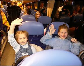 Дети из брянских «чернобыльских районов» отправились на ёлку в Кремль