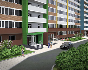 Компания «Надежда» предлагает квартиры в центре Брянска за 950 тысяч