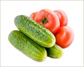 Брянскстат: огурцы и помидоры за праздники взлетели в цене почти на треть