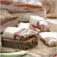 Свиное сало оказалось полезнее оливкового масла