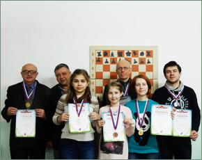 В Брянске провели чемпионат и первенство города по быстрым шахматам