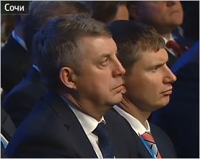 Брянский губернатор Александр Богомаз отправился в Сочи за инвестициями