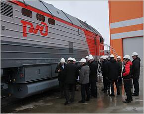 Эксплуатационники считают, что брянский локомотив станет лучшим локомотивом на сети железных дорог