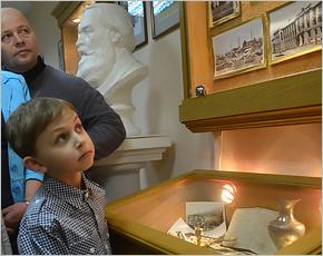 В Музее брянских меценатов начались семейные вечера
