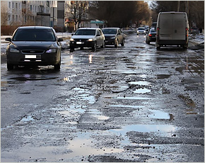Брянский градоначальник пообещал капремонт улиц Почтовой и Ульянова