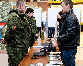 Госдума поддержала предложение разрешить службу по контракту призывникам со средним профобразованием