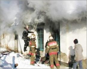 МЧС сообщает: в регионе потушено четыре пожара за четверг