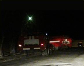 МЧС сообщает: за воскресенье в регионе сгорело четыре бани