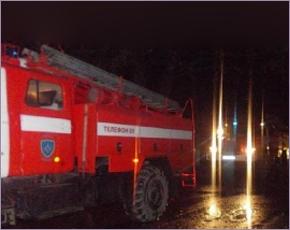 Пожар в брянской многоэтажке: 12 человек эвакуировано, у одного ожоги