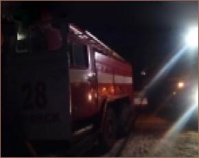 ГУ МЧС сообщает: в регионе потушено четыре пожара за воскресенье