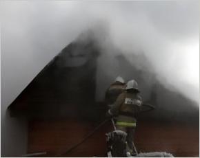 Менее чем за сутки в жирятинской Колодне заживо сгорели три человека