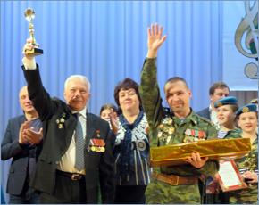 Гран-при брянского фестиваля «Дорогами войны и побед» взял преподаватель ОБЖ