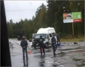 В суд ушло дело о смертельном ДТП с маршруткой у поворота на Дятьково