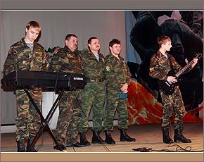 Фестиваль солдатской песни стартует в Брянске во вторник
