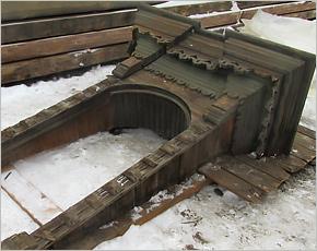 Владелец исторического дома Осипова показал новозыбковцам ход восстановления особняка