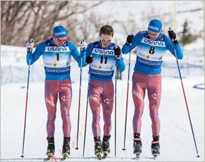 Брянский спортсмен получил от президента ФЛГР нагоняй за хулиганство на лыжне