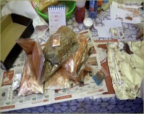 УМВД: у пары иностранцев в Брянске изъято наркотиков на 1,5 млн. рублей
