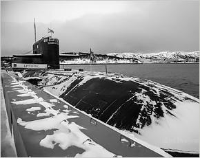 Ремонт подводного крейсера «Брянск» начнется в 2017 году в Северодвинске