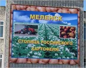 Александр Богомаз возмутился отсутствию стародубской картошки в брянских магазинах