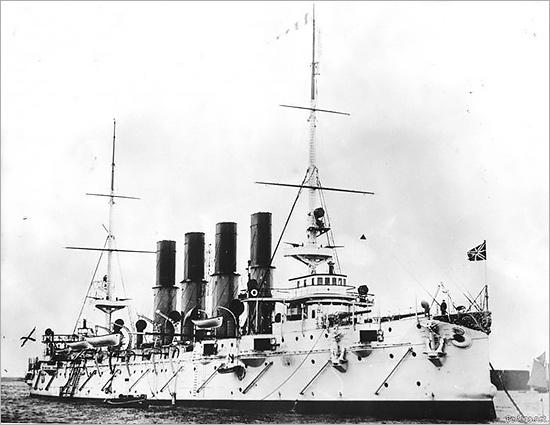 ВПриморье вспоминают морской подвиг экипажа крейсера «Варяг»