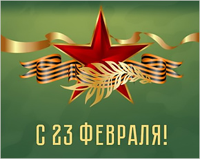 Руководители Брянска поздравили горожан с Днём защитника Отечества