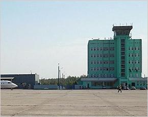 В брянском аэропорту продолжается второй этап ремонта ВПП
